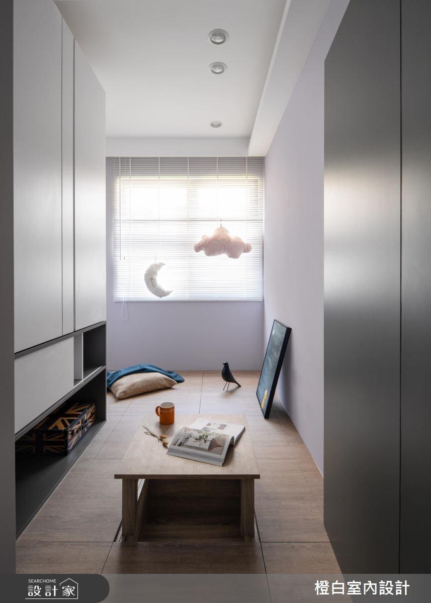 15坪新成屋(5年以下)_現代風和室案例圖片_橙白室內裝修設計工程有限公司_橙白_67之7