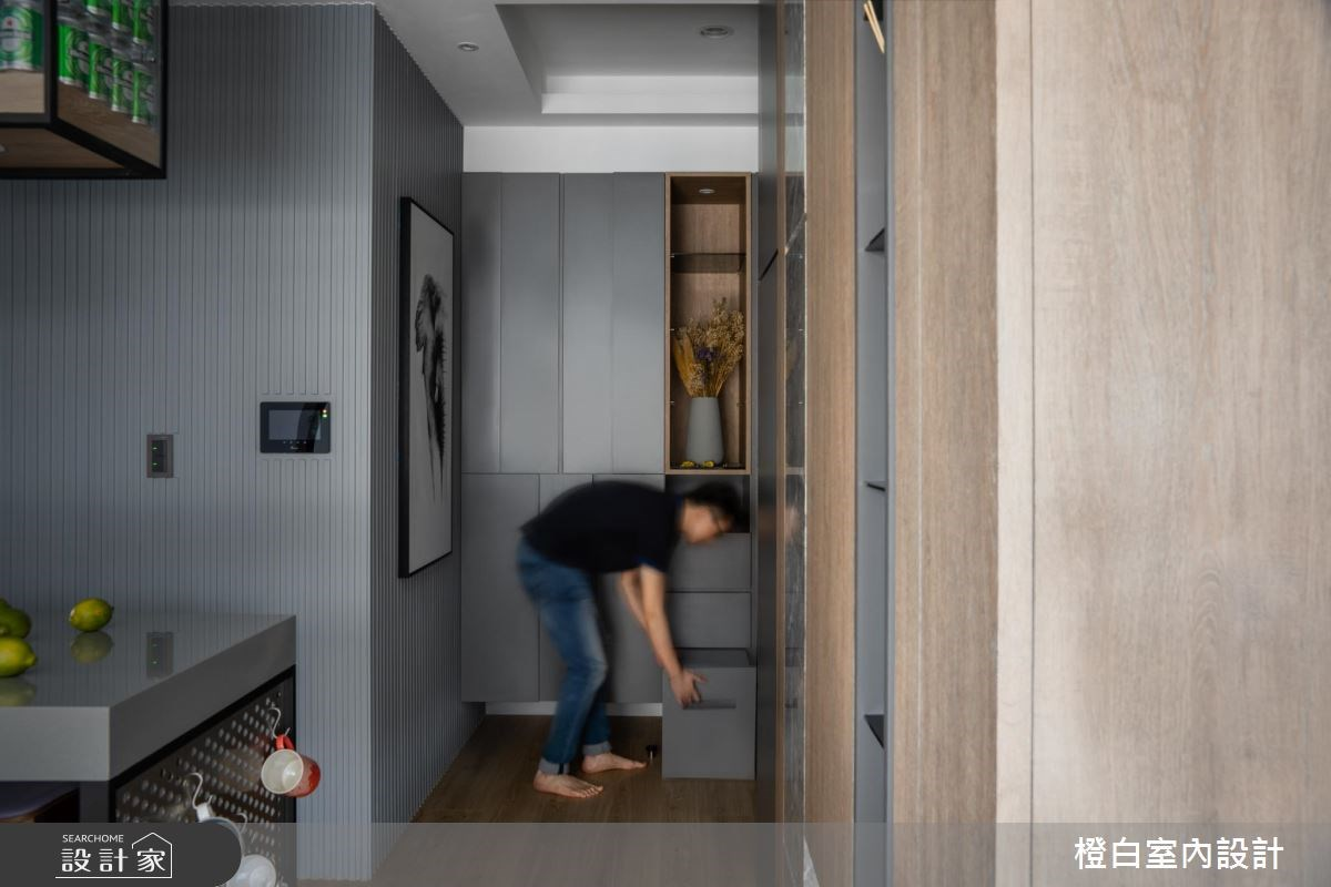 15坪新成屋(5年以下)_現代風餐廳案例圖片_橙白室內裝修設計工程有限公司_橙白_67之10