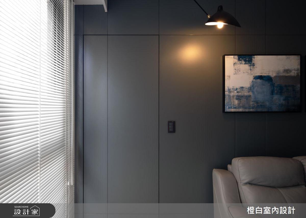 15坪新成屋(5年以下)_現代風客廳案例圖片_橙白室內裝修設計工程有限公司_橙白_67之18