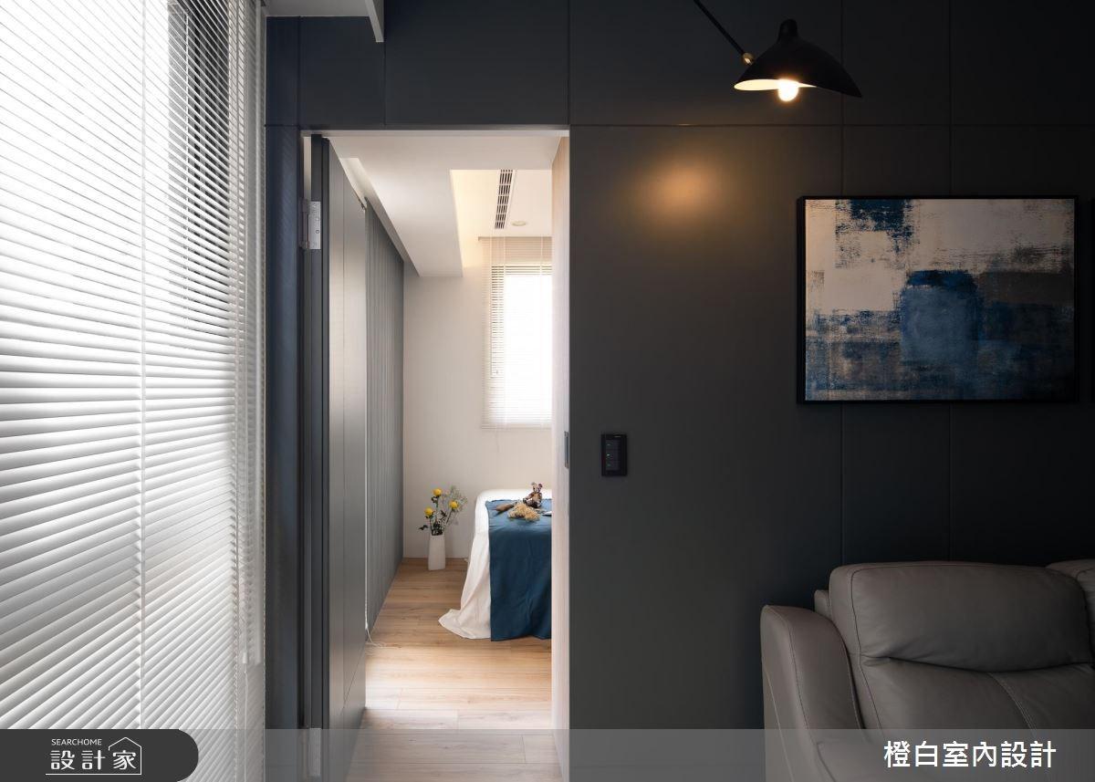 15坪新成屋(5年以下)_現代風客廳案例圖片_橙白室內裝修設計工程有限公司_橙白_67之19
