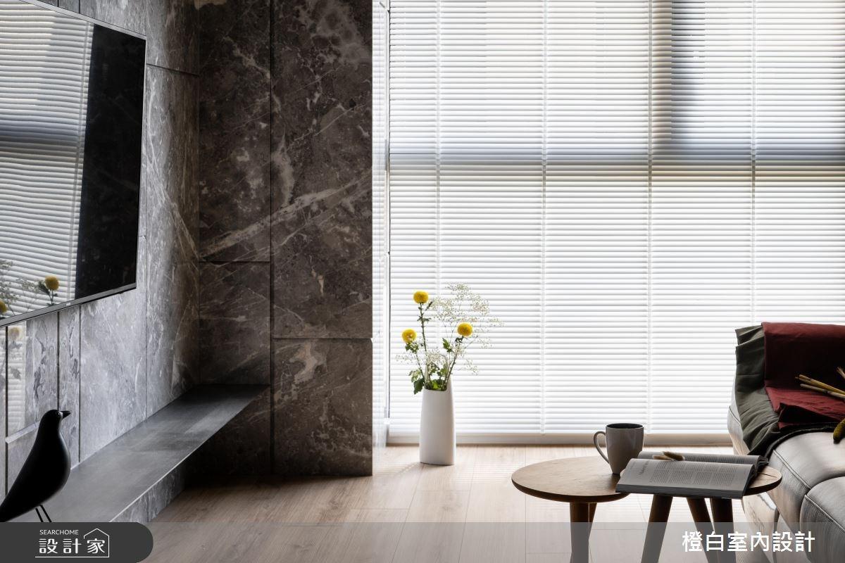 15坪新成屋(5年以下)_現代風客廳案例圖片_橙白室內裝修設計工程有限公司_橙白_67之32
