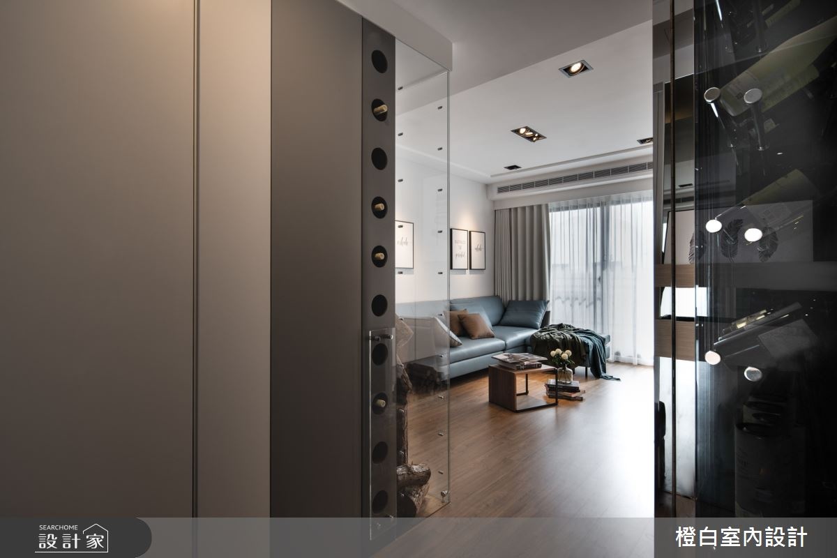 32坪中古屋(5~15年)_混搭風案例圖片_橙白室內裝修設計工程有限公司_橙白_72之2