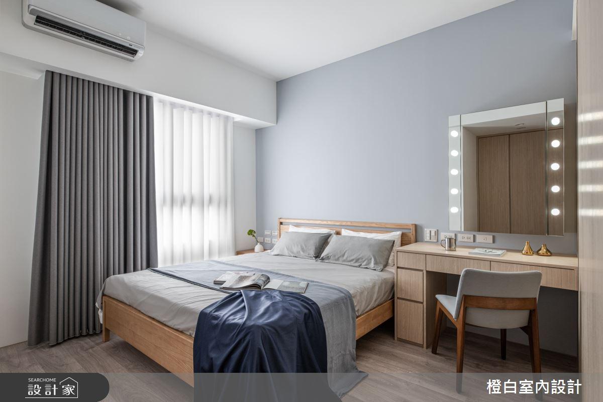 25坪新成屋(5年以下)_混搭風案例圖片_橙白室內裝修設計工程有限公司_橙白_84之14