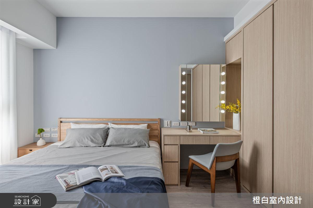 25坪新成屋(5年以下)_混搭風案例圖片_橙白室內裝修設計工程有限公司_橙白_84之15