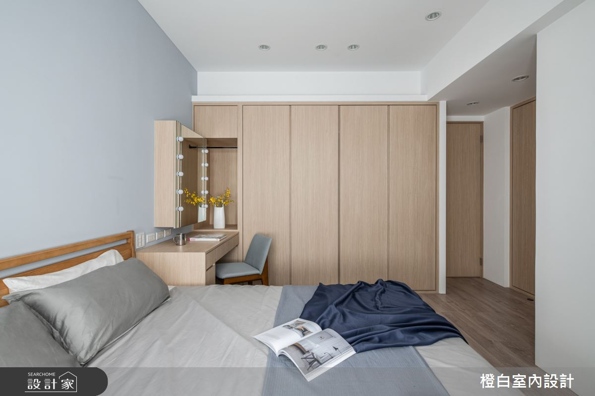 25坪新成屋(5年以下)_混搭風案例圖片_橙白室內裝修設計工程有限公司_橙白_84之13