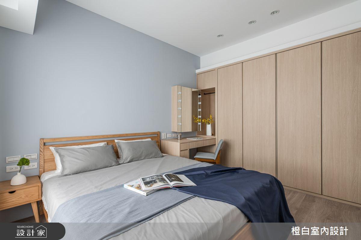 25坪新成屋(5年以下)_混搭風案例圖片_橙白室內裝修設計工程有限公司_橙白_84之16