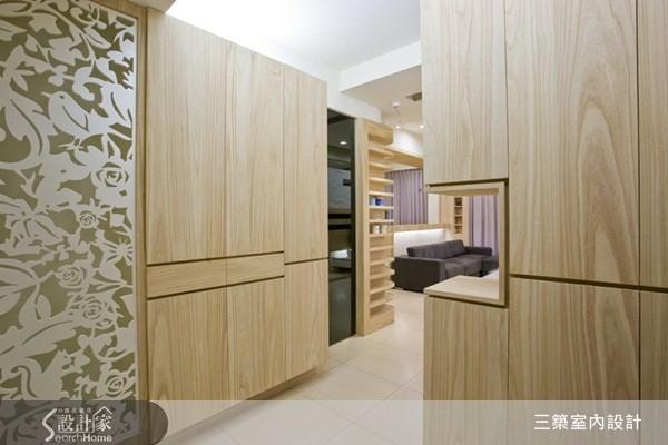 30坪新成屋(5年以下)_休閒風案例圖片_三築室內設計_三築_04之1