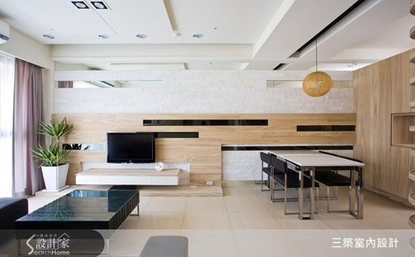 30坪新成屋(5年以下)_休閒風案例圖片_三築室內設計_三築_04之4