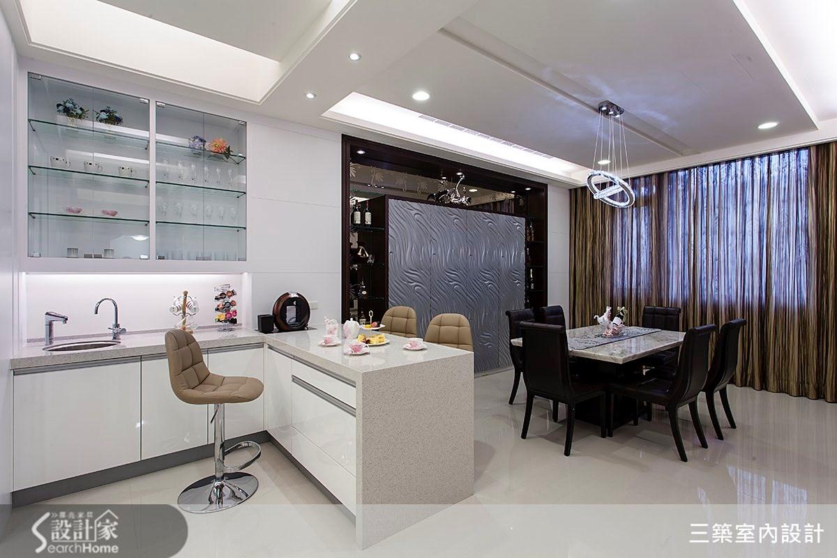 120坪新成屋(5年以下)_現代風案例圖片_三築室內設計_三築_09之4
