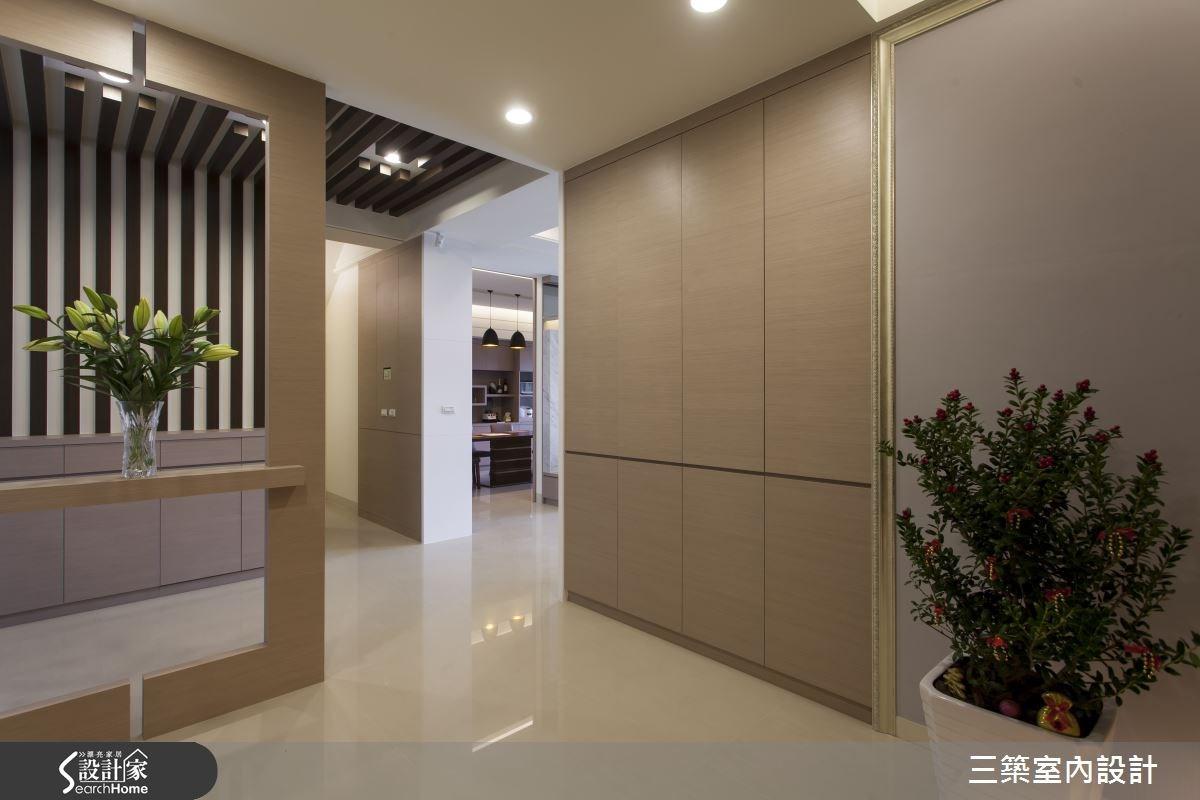 80坪新成屋(5年以下)_混搭風案例圖片_三築室內設計_三築_14之1