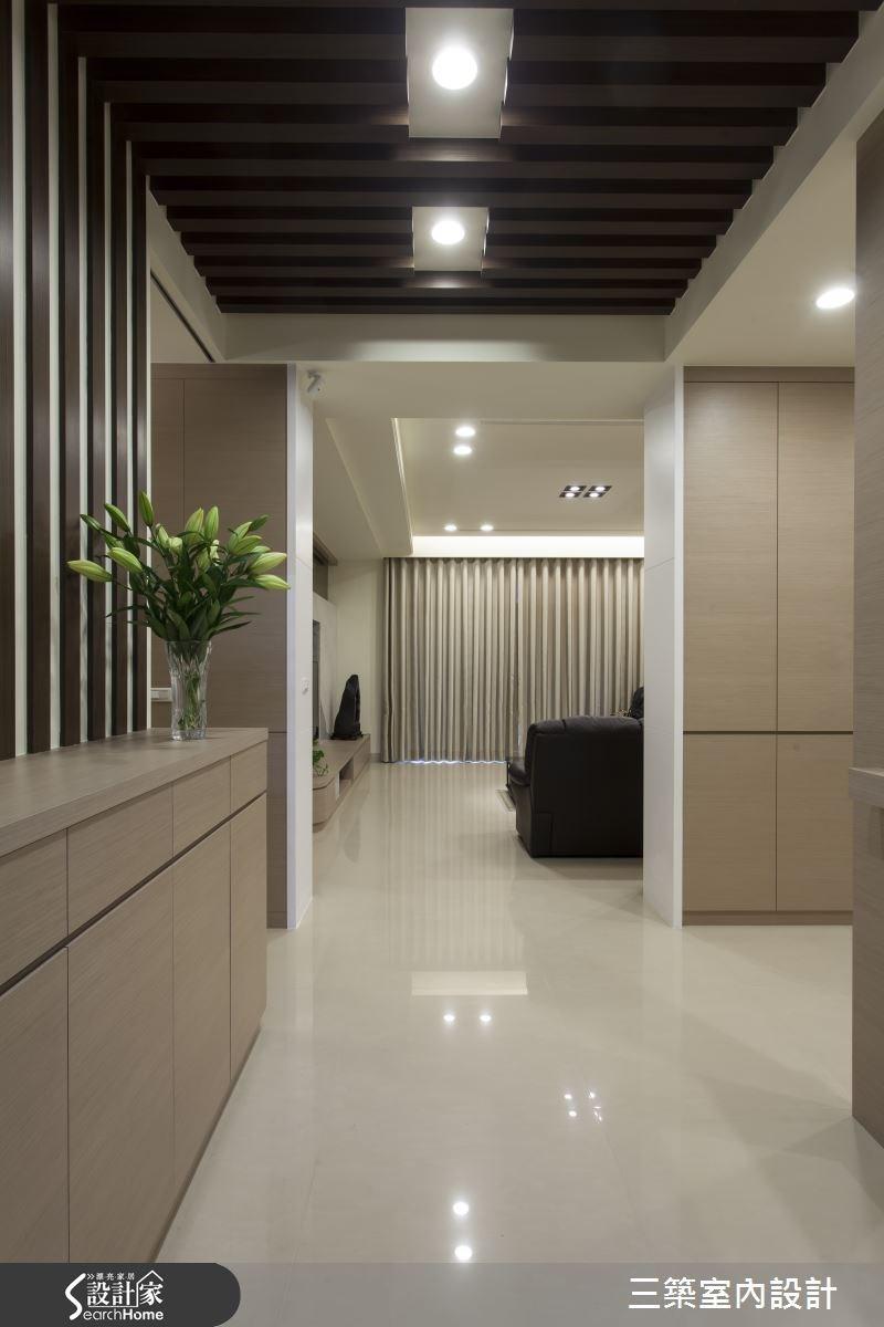 80坪新成屋(5年以下)_混搭風案例圖片_三築室內設計_三築_14之3
