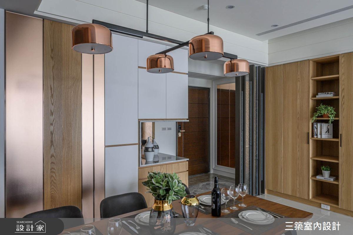 55坪新成屋(5年以下)_現代風案例圖片_三築室內設計_三築_18之2