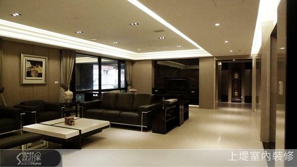 180坪新成屋(5年以下)_奢華風案例圖片_上堤室內裝修_上堤_01之1