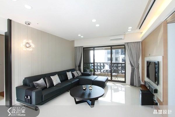 70坪新成屋(5年以下)_混搭風案例圖片_晶璽國際設計_晶璽_09之4