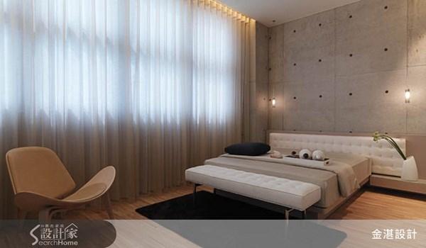 40坪新成屋(5年以下)_休閒風臥室案例圖片_金湛空間設計_金湛_01之3