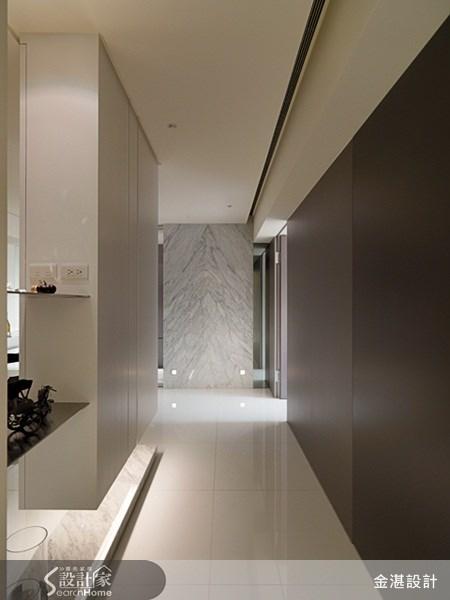 45坪中古屋(5~15年)_簡約風走廊案例圖片_金湛空間設計_金湛_05之11