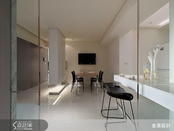 45坪中古屋(5~15年)_簡約風餐廳案例圖片_金湛空間設計_金湛_05之8