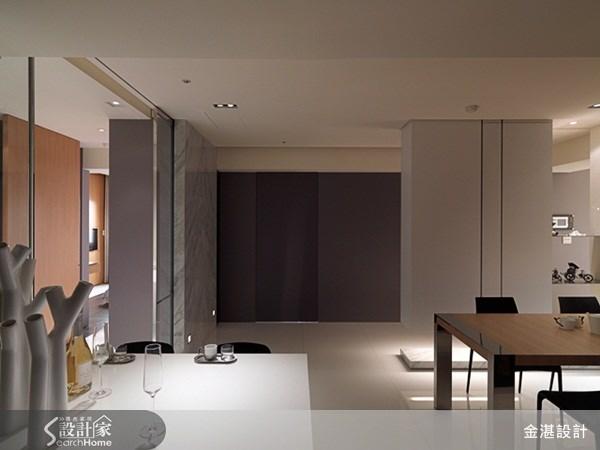 45坪中古屋(5~15年)_簡約風餐廳案例圖片_金湛空間設計_金湛_05之13
