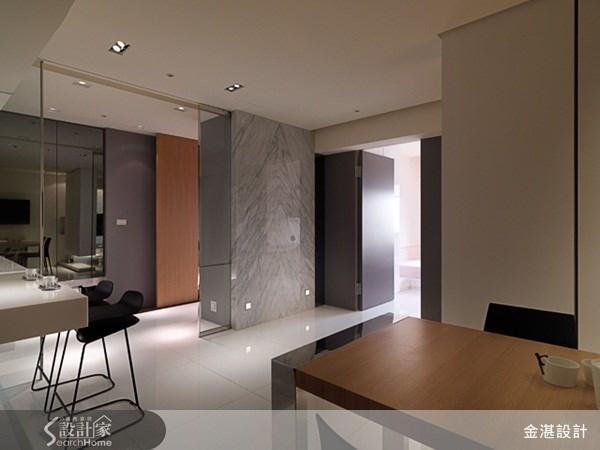 45坪中古屋(5~15年)_簡約風餐廳案例圖片_金湛空間設計_金湛_05之9