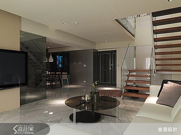 80坪老屋(16~30年)_休閒風客廳案例圖片_金湛空間設計_金湛_06之1