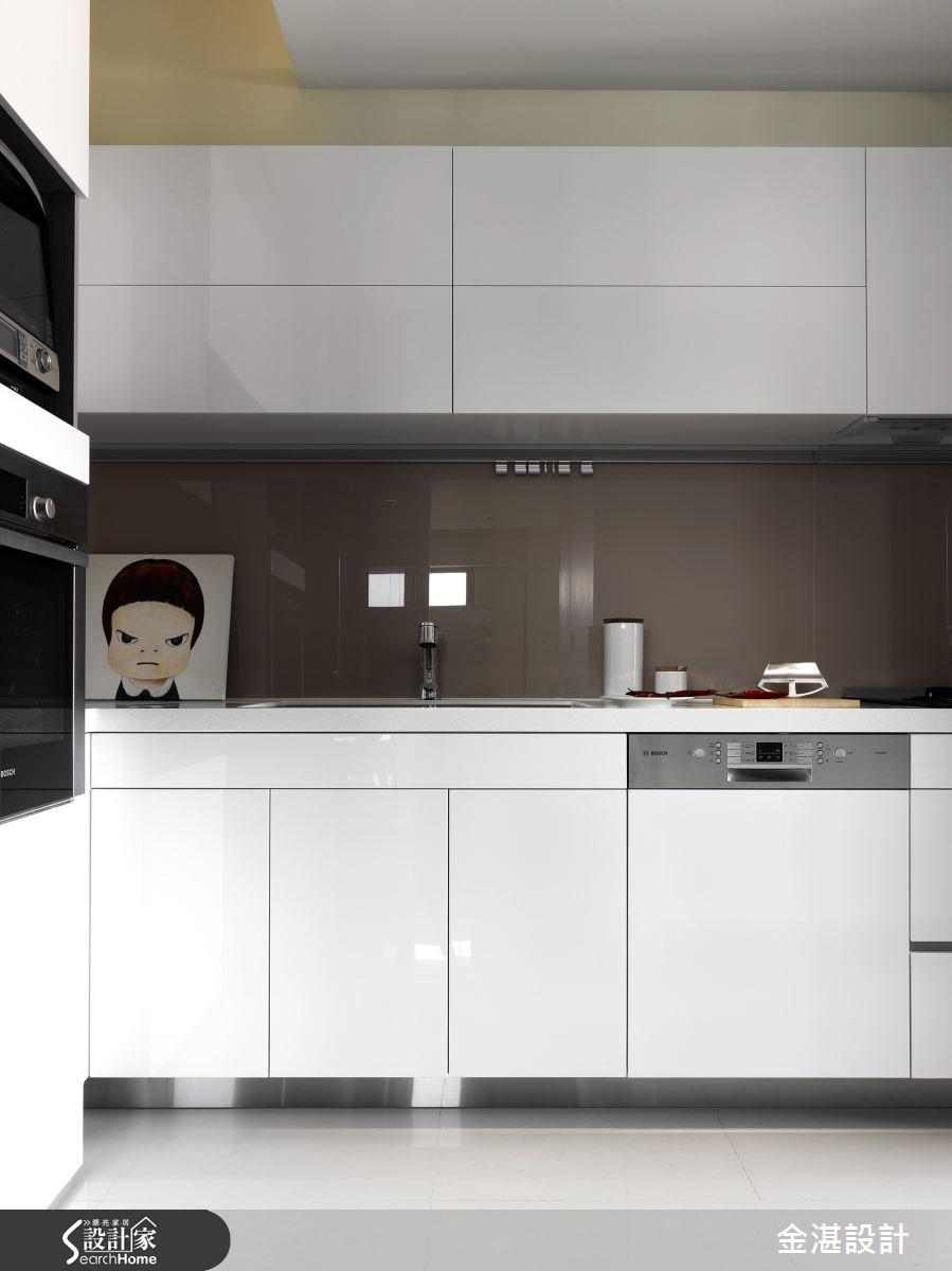 25坪預售屋_混搭風廚房案例圖片_金湛空間設計_金湛_09之6