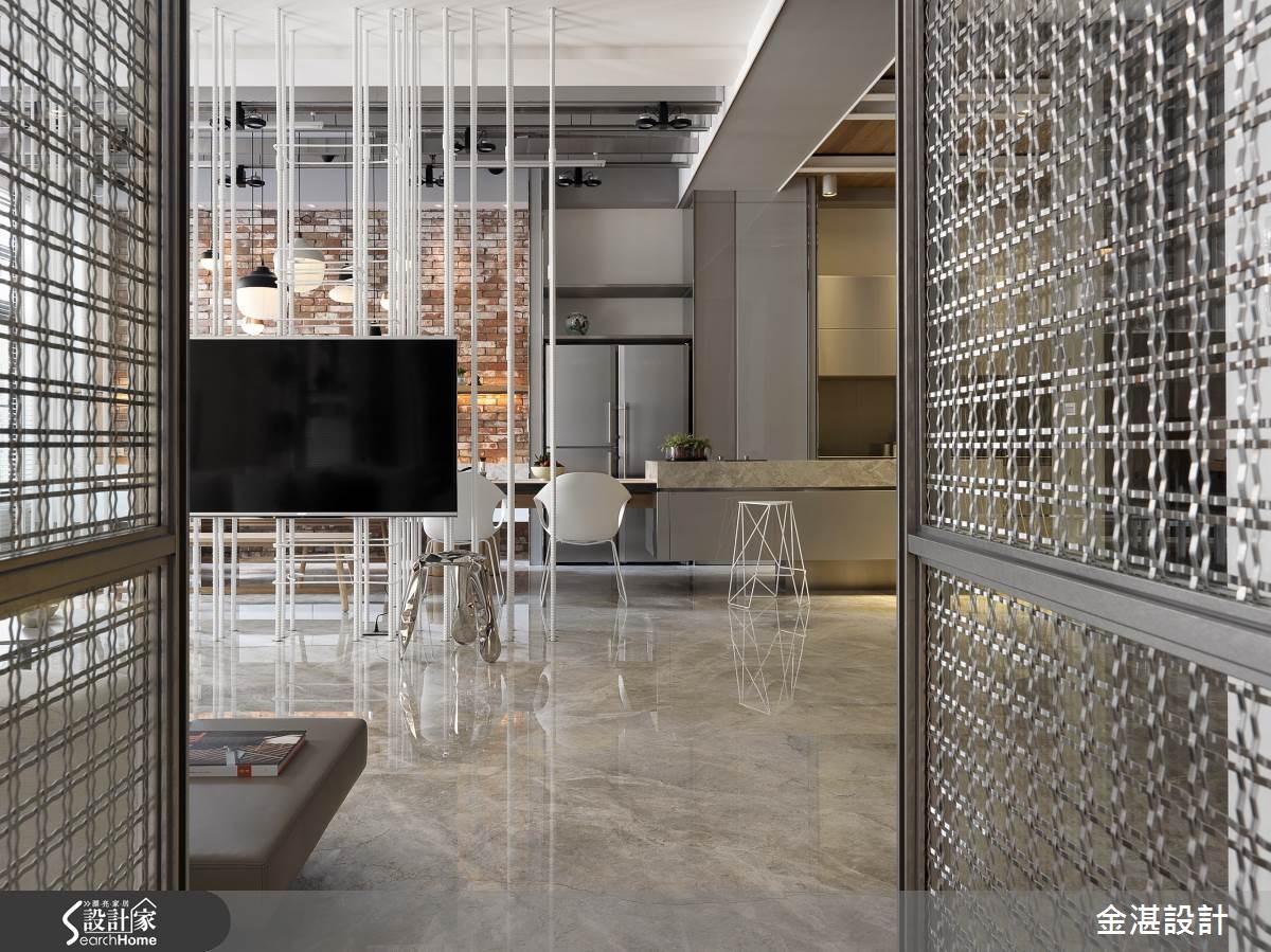 150坪新成屋(5年以下)_現代風客廳案例圖片_金湛空間設計_金湛_21之5