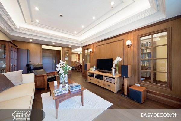 45坪新成屋(5年以下)_美式風案例圖片_EasyDeco藝珂設計_EASYDECO_24之1
