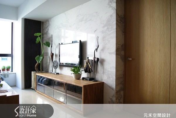 30坪新成屋(5年以下)_混搭風案例圖片_元禾空間設計_元禾_01之3