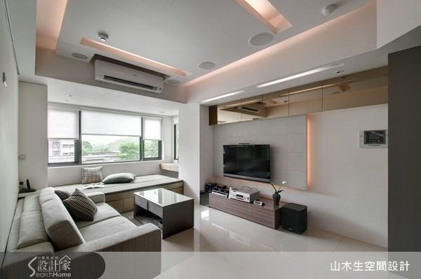 25坪新成屋(5年以下)_現代風案例圖片_山木生空間設計有限公司_山木生_01之2