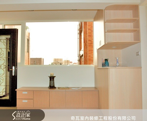 30坪中古屋(5~15年)_現代風案例圖片_奇瓦室內裝修_奇瓦_03之3