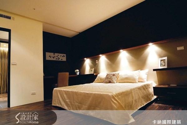 _現代風臥室案例圖片_卡納文創/品納設計_卡納國際建築有限公司/卡納國際設計團隊之1