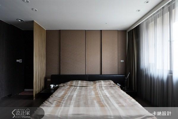 40坪新成屋(5年以下)_現代風臥室案例圖片_卡納文創/品納設計_卡納_01之9
