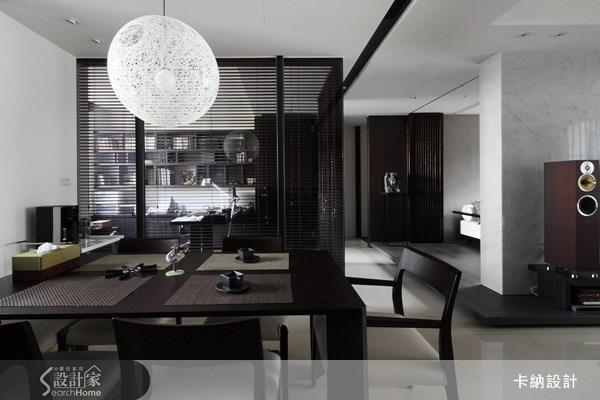 40坪新成屋(5年以下)_現代風餐廳案例圖片_卡納文創/品納設計_卡納_01之8