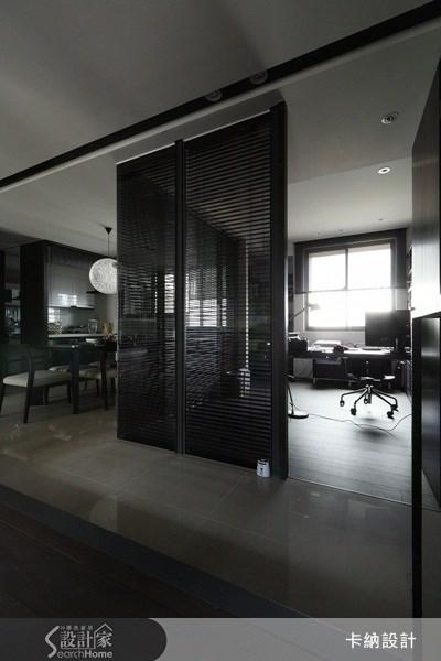 40坪新成屋(5年以下)_現代風書房案例圖片_卡納文創/品納設計_卡納_01之7