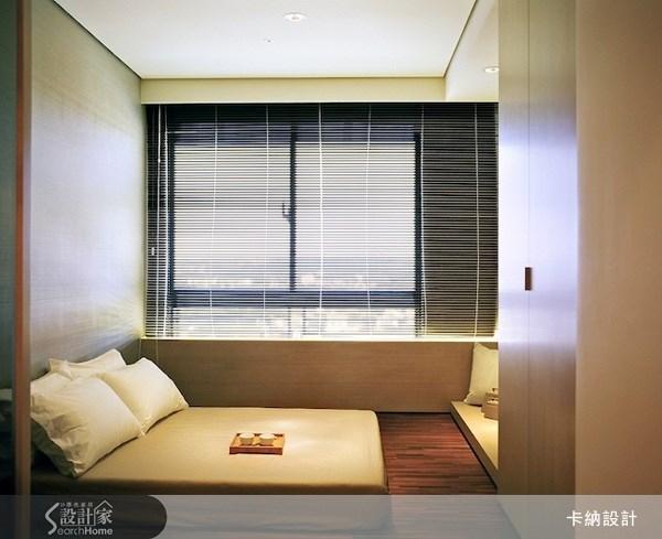 40坪新成屋(5年以下)_奢華風臥室案例圖片_卡納文創/品納設計_卡納_02之11