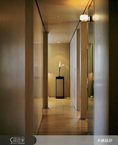 40坪新成屋(5年以下)_奢華風走廊案例圖片_卡納文創/品納設計_卡納_02之15