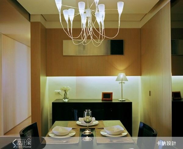 40坪新成屋(5年以下)_奢華風餐廳案例圖片_卡納文創/品納設計_卡納_02之7