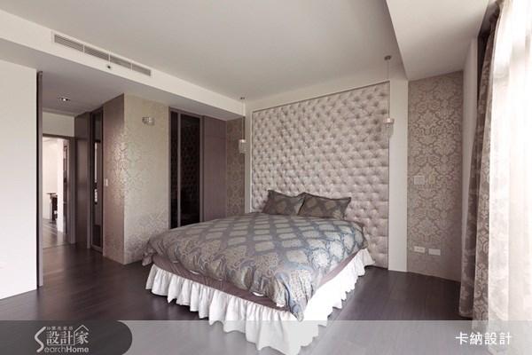 60坪新成屋(5年以下)_現代風臥室案例圖片_卡納文創/品納設計_卡納_04之13