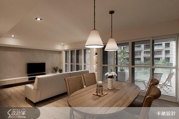 30坪新成屋(5年以下)_現代風餐廳案例圖片_卡納文創/品納設計_卡納_10之3