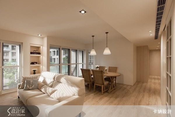 30坪新成屋(5年以下)_現代風客廳案例圖片_卡納文創/品納設計_卡納_10之1