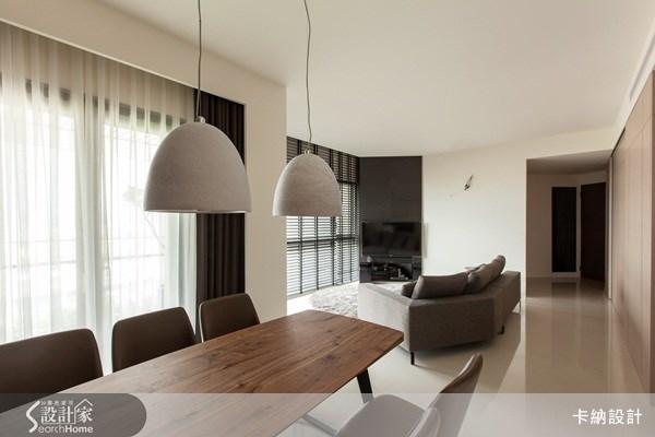 30坪新成屋(5年以下)_簡約風餐廳案例圖片_卡納文創/品納設計_卡納_11之1