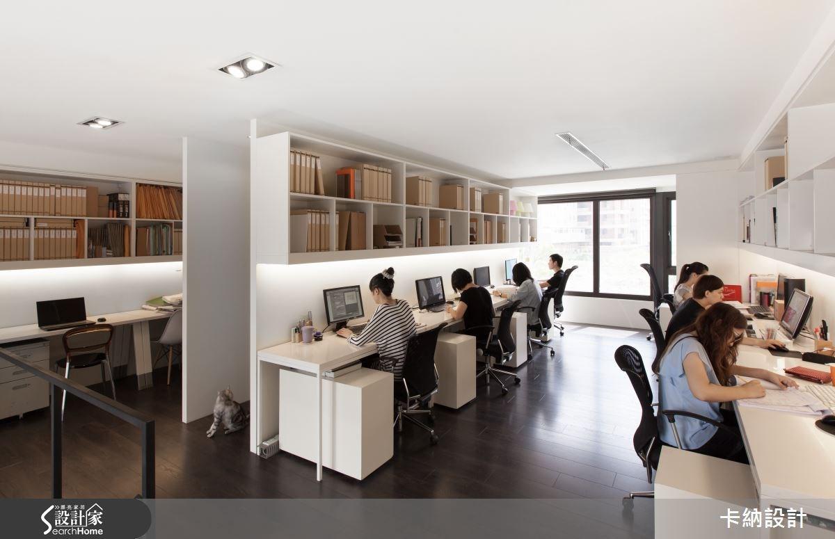 40坪新成屋(5年以下)_現代風商業空間案例圖片_卡納文創/品納設計_卡納_14之1