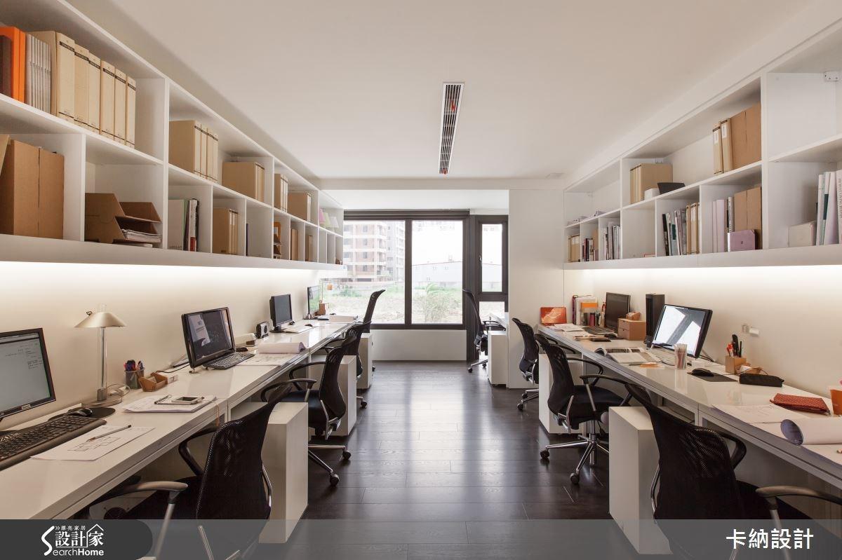 40坪新成屋(5年以下)_現代風案例圖片_卡納文創/品納設計_卡納_14之4