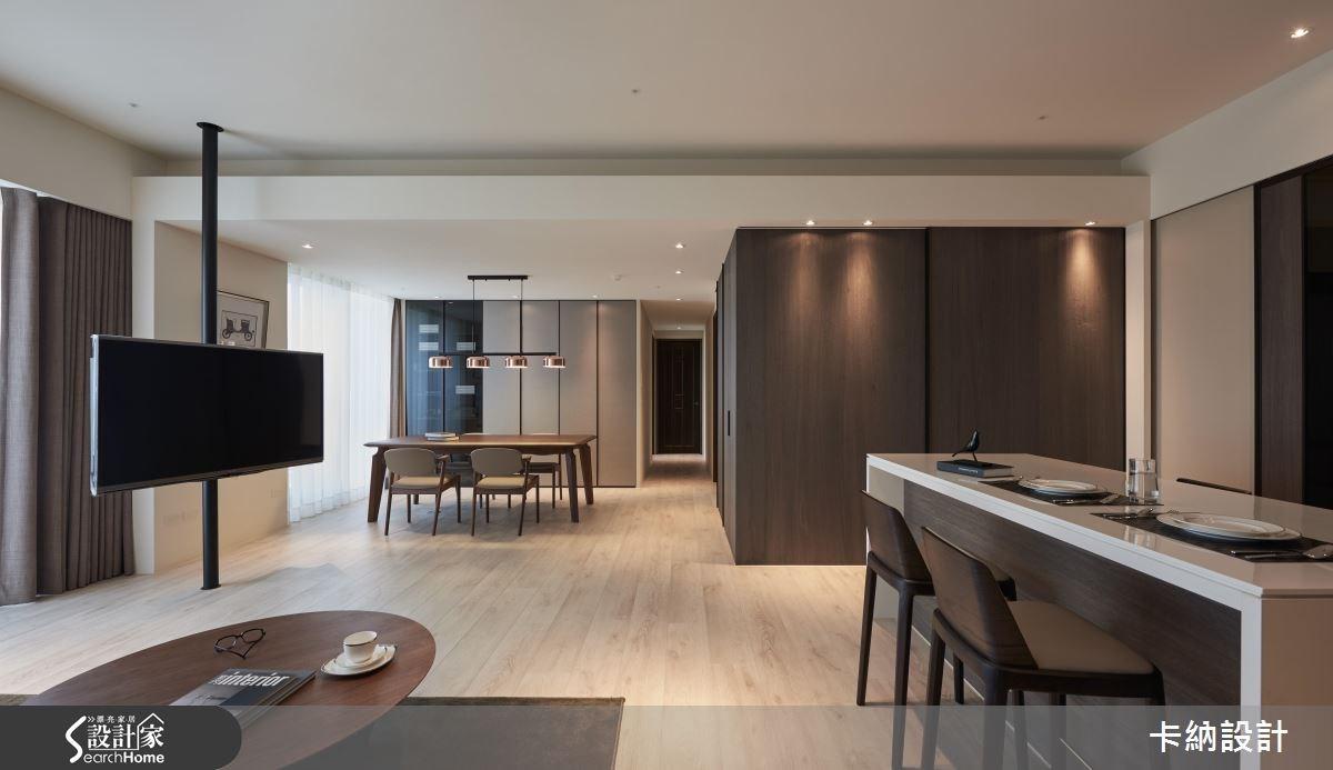 40坪新成屋(5年以下)_現代風餐廳案例圖片_卡納文創/品納設計_卡納_21之16