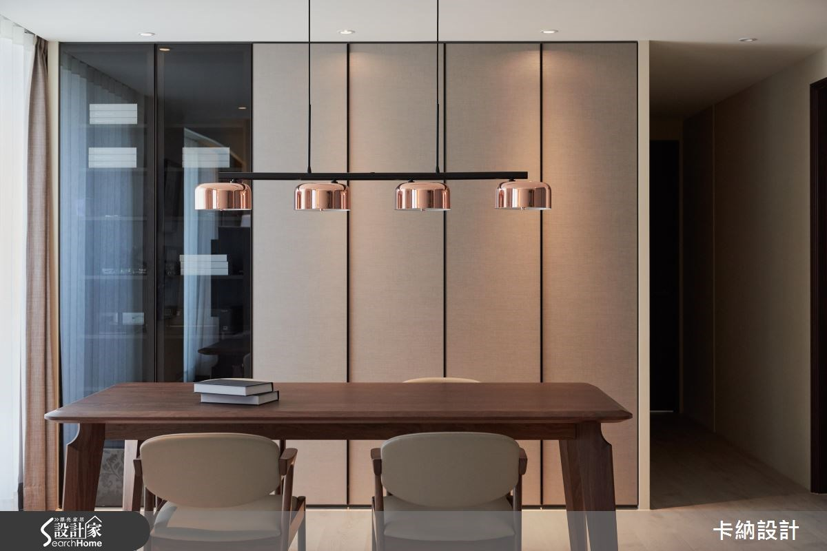 40坪新成屋(5年以下)_現代風餐廳案例圖片_卡納文創/品納設計_卡納_21之20