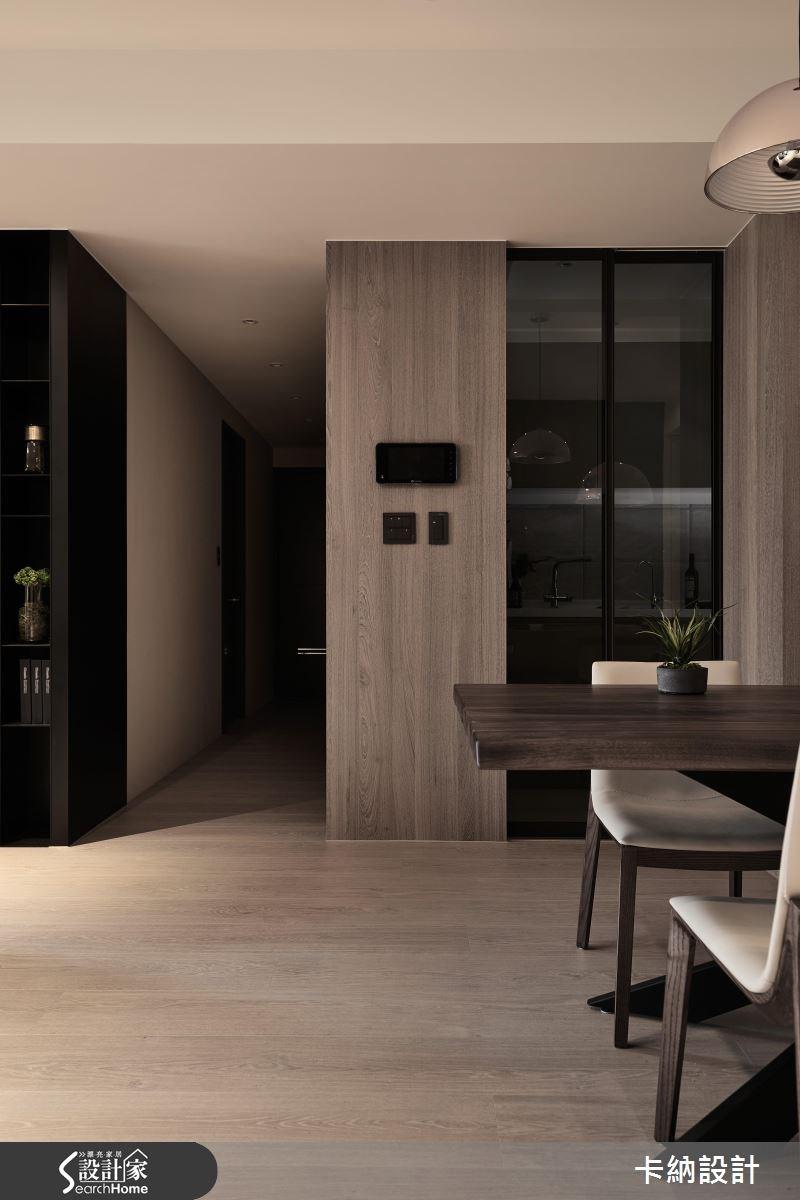 40坪新成屋(5年以下)_現代風餐廳案例圖片_卡納文創/品納設計_卡納_24之17