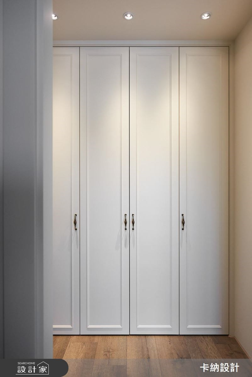 40坪中古屋(5~15年)_美式風玄關案例圖片_卡納文創/品納設計_卡納_25之1