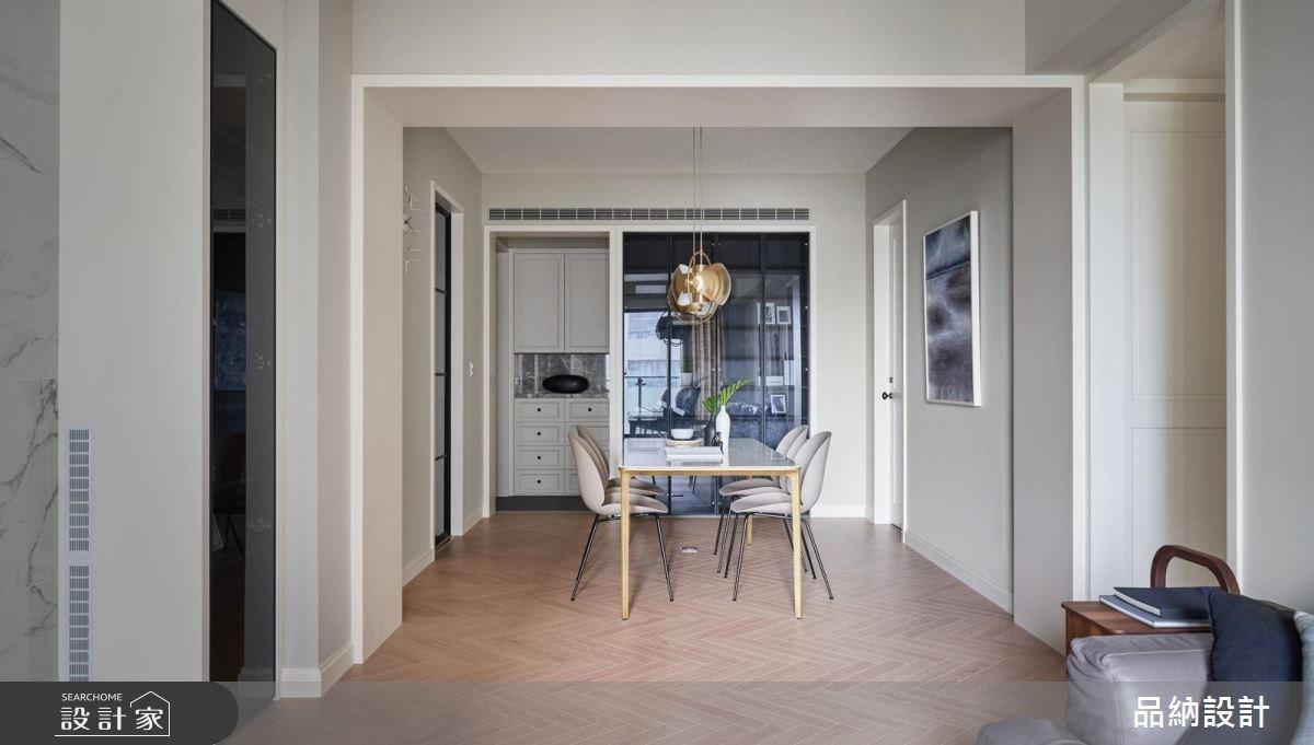 30坪新成屋(5年以下)_美式風餐廳案例圖片_卡納文創/品納設計_品納_31之3