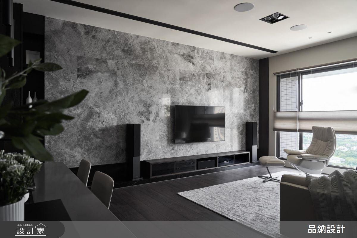 50坪新成屋(5年以下)_現代風客廳案例圖片_卡納文創/品納設計_品納_33之4