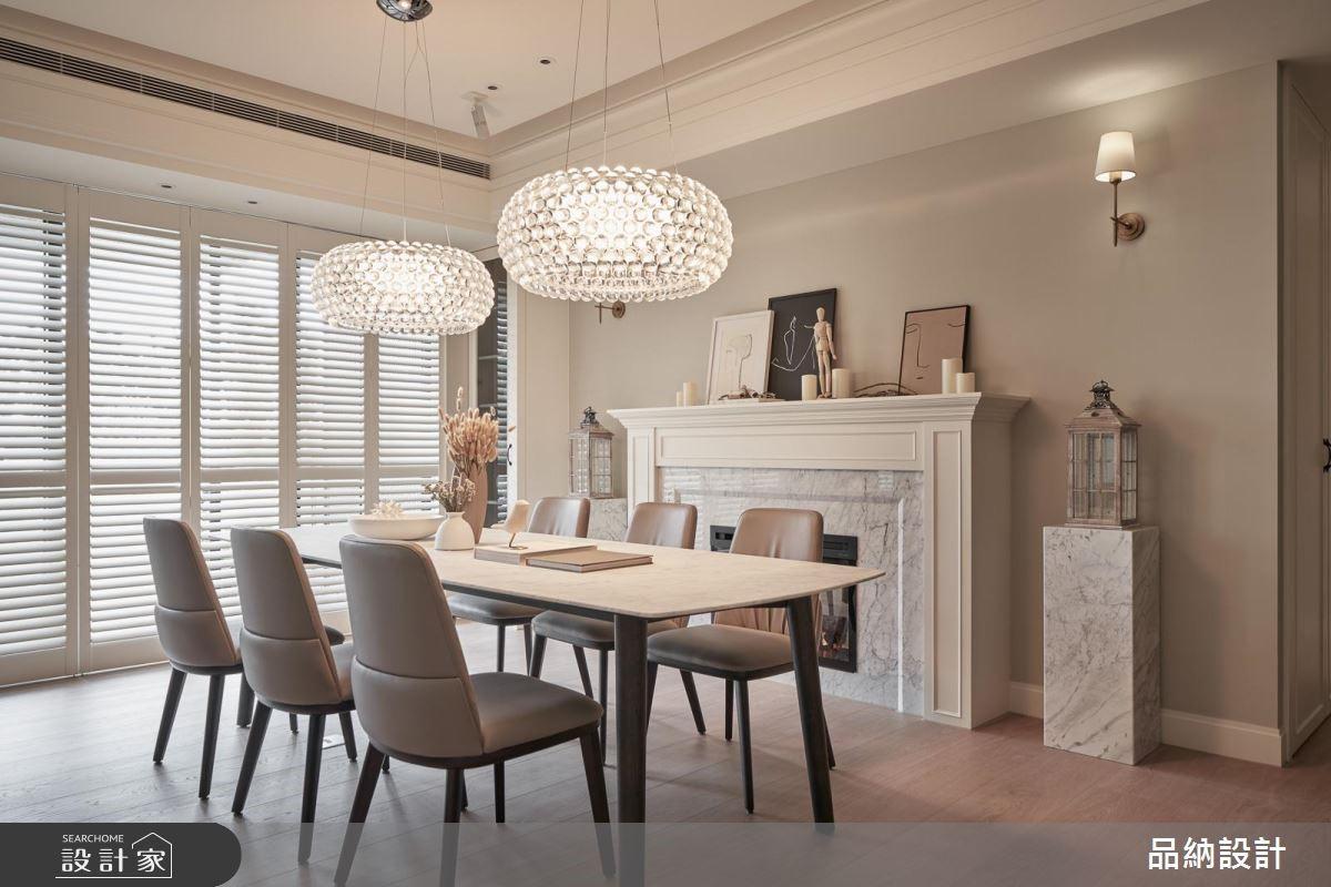 90坪新成屋(5年以下)_美式風餐廳案例圖片_卡納文創/品納設計_品納_35之2